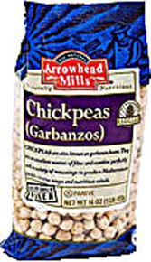 Garbanzo, 6 of 16 OZ, Arrowhead Mills