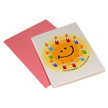 Voice Recordable Smiley Face Card  From AFG