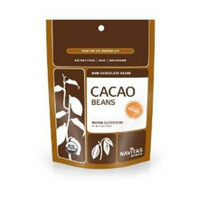 Cacao Beans, 12 of 8 OZ, Navitas