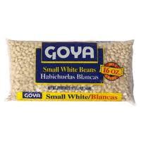 White Beans, Small, Dry, 24 of 16 OZ, Goya