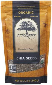 Chia Seeds, 6 of 12 OZ, Tru'Roots