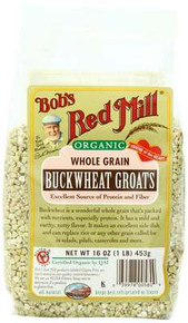 Buckwheat Groats, Raw, 4 of 16 OZ, Bob'S Red Mill