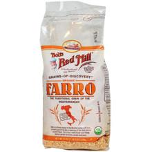 Farro, 4 of 24 OZ, Bob'S Red Mill