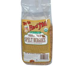 Spelt Berries, 4 of 24 OZ, Bob'S Red Mill