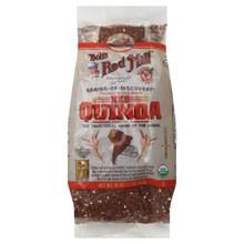 Red Quinoa, Whole Grain, 4 of 16 OZ, Bob'S Red Mill
