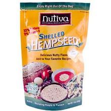 Hempseeds, Shelled, Pouch, 6 of 8 OZ, Nutiva