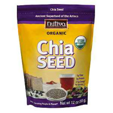 Chia, 12 of 6 OZ, Nutiva