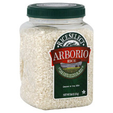 Arborio, 4 of 32 OZ, Rice Select
