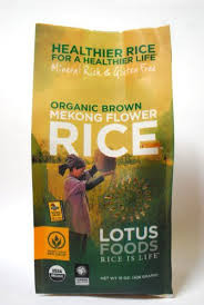 Brown Mekong Flower, 6 of 15 OZ, Lotus Foods