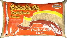 Canilla, Rice Par Boiled, 12 of 5 LB, Goya