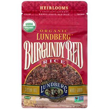 Burgandy Red Rice, 6 of 1 LB, Lundberg