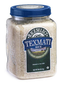 Texmati, 4 of 32 OZ, Rice Select
