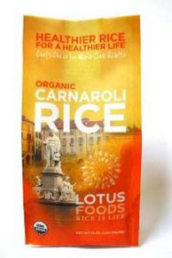 Carnaroli, 6 of 15 OZ, Lotus Foods