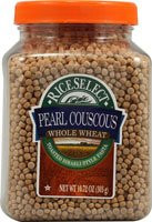 Whole Wheat Pearl, 6 of 10.7 OZ, Rice Select