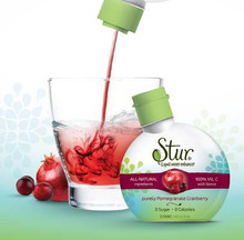 Purely Pomegranate Cranberry, 12 of 1.4 OZ, Stur