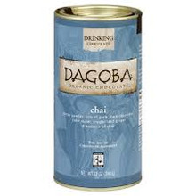 Chai, Drinking Chocolate, 6 of 12 OZ, Dagoba Organic Chocolate
