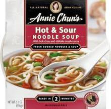 Hot & Sour, 6 of 5.7 OZ, Annie Chun'S