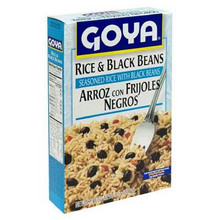 Black Beans & Rice, 24 of 8 OZ, Goya