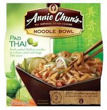 Pad Thai, 6 of 8.4 OZ, Annie Chun'S