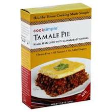 Southwestern Tamale Pie, 6 of 10 OZ, Cooksimple