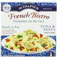 Tuna & Pasta, 6 of 6.2 OZ, St. Dalfour