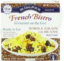 Whole Grain w/ Beans, 6 of 6.2 OZ, St. Dalfour