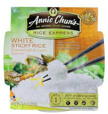Sticky White, 6 of 7.4 OZ, Annie Chun'S