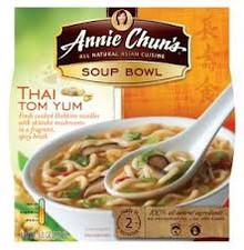 Tom Yum, 6 of 6 OZ, Annie Chun'S