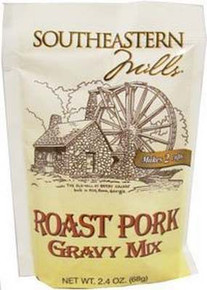 Roasted Pork, 24 of 2.4 OZ, Southeastern Mills