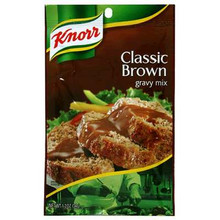 Brown, Classic, 12 of 1.2 OZ, Knorr