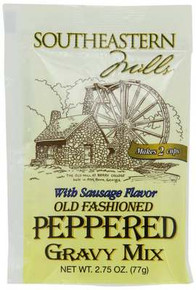 Old Fashioned Pepperd Sausage, 24 of 2.75 OZ, Southeastern Mills