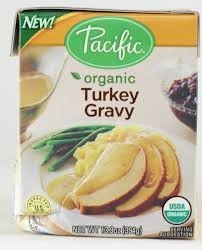 Turkey Gravy, 12 of 13.9 OZ, Pacific Natural Foods