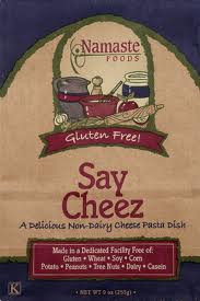 Say Cheez, 6 of 9 OZ, Namaste Foods