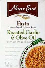 Vermicelli, Rst Garlic & Olive Oil, 12 of 7 OZ, Near East