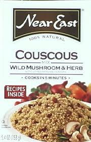 Wild Mushroom & Herb, 12 of 5.4 OZ, Near East