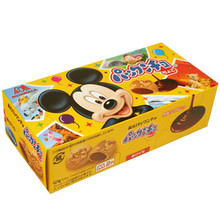 Morinaga Disney Chocolate Cookies 1.9 oz  From Morinaga