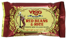 Red Beans and Rice, 12 of 8 OZ, Vigo