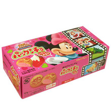 Disney Strawberry Milk Cookies 1.9 oz  From Morinaga