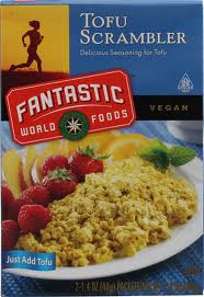 Tofu Scrambler, 6 of 2.7 OZ, Fantastic World Foods
