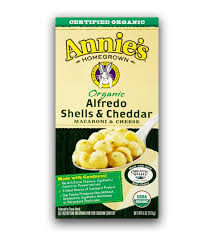 Alfredo Shells & Cheddar, 12 of 6 OZ, Annie'S Homegrown