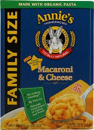 Classic Mac & Cheese Family Size, 6 of 10.5 OZ, Annie'S Homegrown