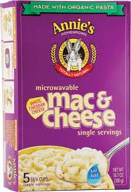 Mac & Cheese Microwavable, 6 of 10.7 OZ, Annie'S Homegrown