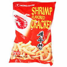 Nong Shim Shrimp Crackers 2.64 oz  From Nong Shim