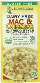 Mac & Chreese, Alfredo, 12 of 6 OZ, Road'S End Organics