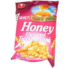 Nong Shim Honey Twist Crackers 2.64 oz  From Nong Shim