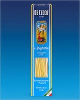 Spaghettini No.11, 20 of 16 OZ, Dececco