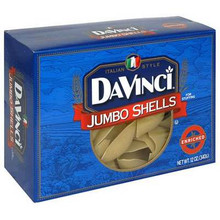 Jumbo Shells, 12 of 12 OZ, Da Vinci