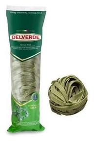 Spinach Tagliatelle Nests, 12 of 8.8 OZ, Delverde
