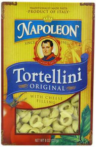 Cheese Tortellini, 12 of 8 OZ, Napoleon Co.