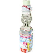 Hata Hello Kitty Ramune Soda 6.6 oz  From Hata